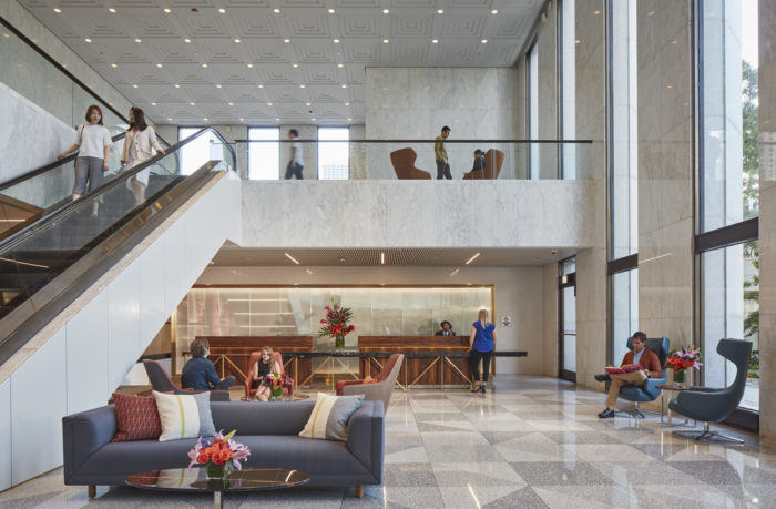 AON Center Amenity Space - Chicago - 0