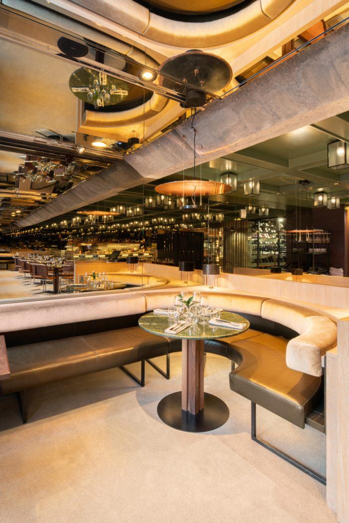 Le Boulevardier Restaurant & Fâneur Bar Lounge at Le Germain Hotel Montreal - 0
